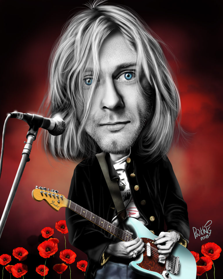 a biography of kurt cobain Kurt cobain at live and loud in 1993 age kurt cobain was born on february 20, 1967 died kurt cobain passed away on april 5, 1994, at the age of 27, after having shot himself.